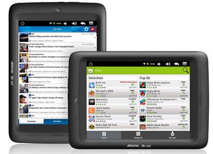 Archos 8 G2 Tablet
