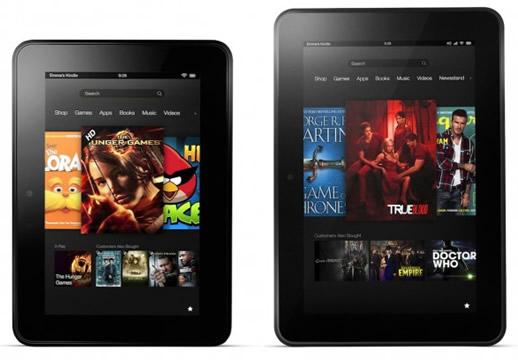 Kindle Fire HD Models